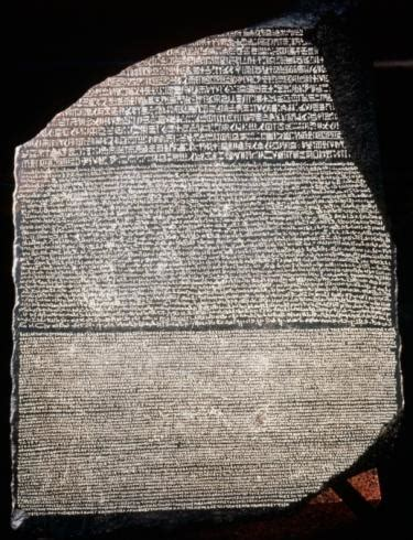 rosetta stone ucc the bible and archaeology how archaeology confirms the