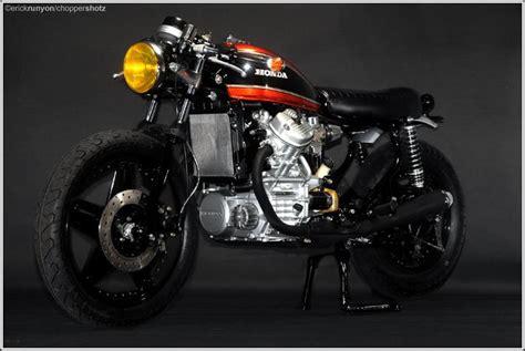 Bmw Motorrad H Ndler Ingolstadt by Umbau Honda Cx500c Brat Motorrad Fotos Motorrad Bilder