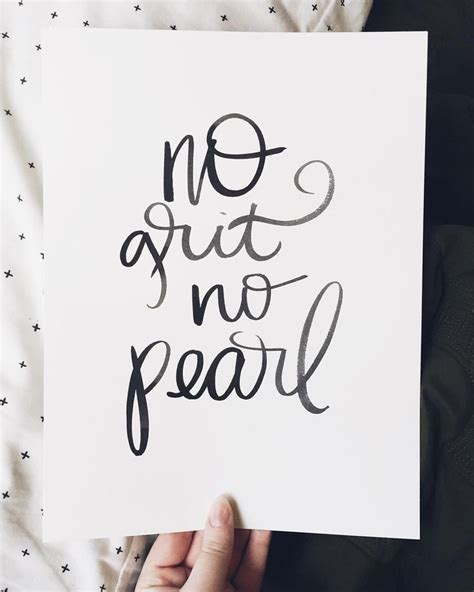 no grit no pearl word play pinterest beachy quotes