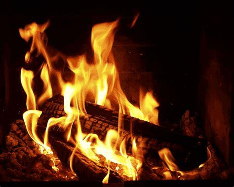 Animated Fireplace by Magi Animated Gifs Fireplace Animated Gif
