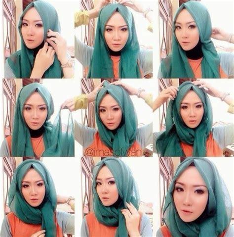 video tutorial hijab buat wisuda tutorial hijab mengulas tutorial hijab