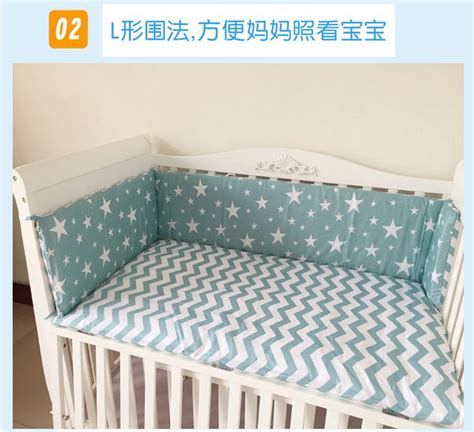 Safe Bumper For Crib by 1pcs Bumper Crib Bumper Infant Bed Baby Bed Bumper Fashion