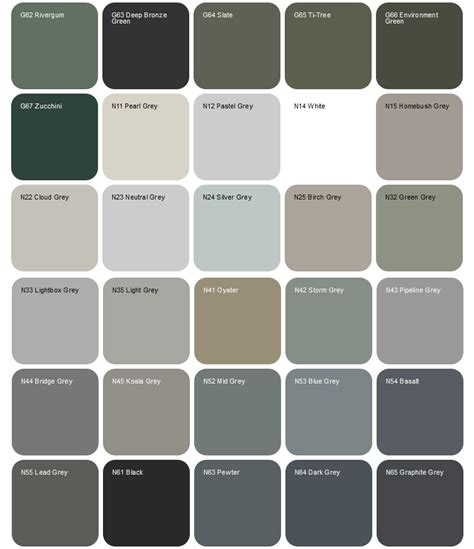colors of grey grey color chart pictures to pin on pinsdaddy