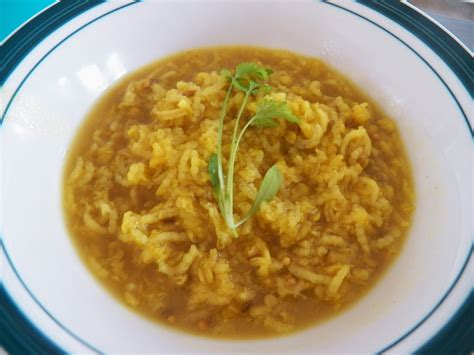 Is It Okay To Eat Kitchari When Not Detoxing by Kitchari Soup Sid S Cooking Again