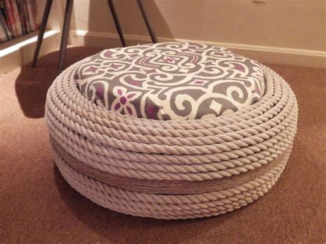 rope tire ottoman 25 best ideas about tire ottoman on pinterest tire
