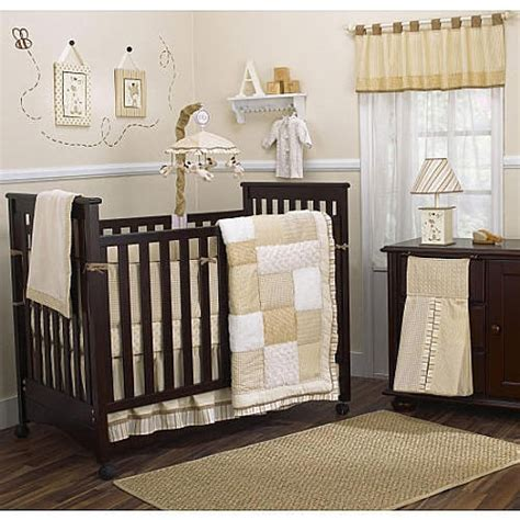 Burlap Crib Bedding by 17 Best Images About Burlap And Lace Nursery On