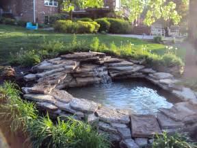 backyard ponds on pinterest koi ponds ponds and garden ponds