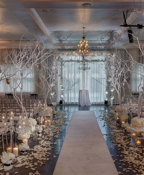 Wedding Aisle Decorations Indoor by Outstanding Indoor And Outdoor Wedding Aisle D 233 Cor Ideas