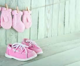 toddler shoes on wooden vintage background ladyclever