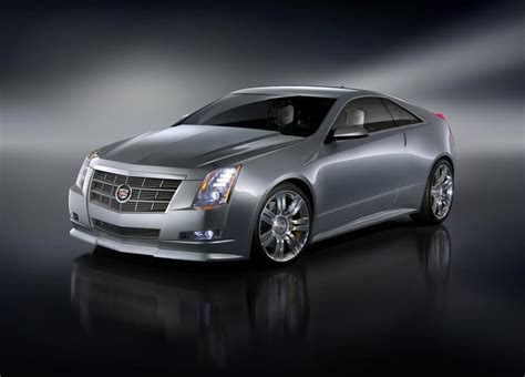 cadillac ct coupe concept news  information