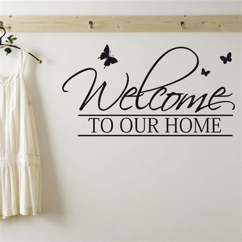 welcome to our home quotes quotesgram