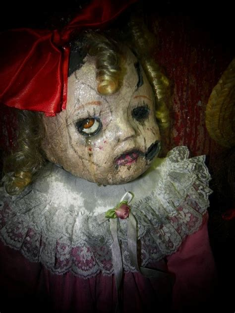 haunted doll george 396 best creepy dolls images on prop