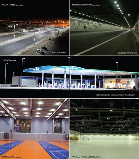 Rudd Lighting by Ruud Lighting Arabia Continues To Excel