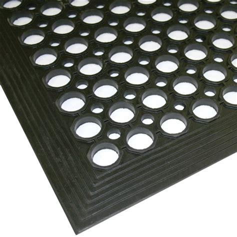 Rubber Anti Fatigue Mats by Anti Fatigue 0 9m X 1 5m Rubber Safety Mat