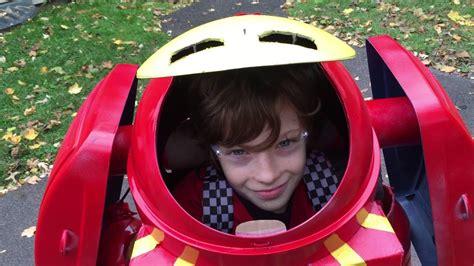 iron man hulkbuster costume youtube