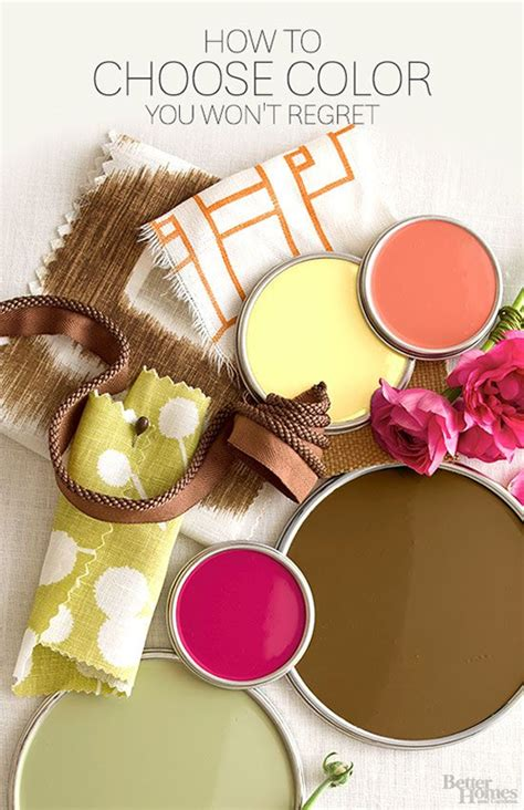 how to choose a paint color how to avoid regretting paint colors in your home