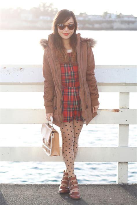 Sweater Jdt faux fur trim parka forever21 2000051135