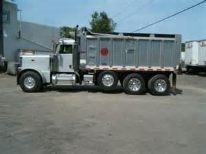 tri axle dump truck for sale 2006 peterbilt 379 exhd tri axle dump truck for sale in