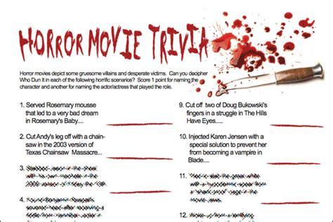 film quiz difficult printable halloween games
