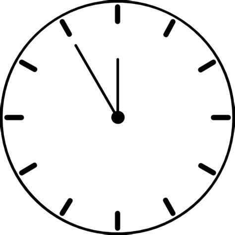 desain jam dinding vektor clock clip art at clker com vector clip art online