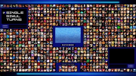 emuparadise u vs e my mugen roster screenpack eve hd edited by me 756