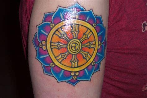 dharma wheel tattoo designs 17 best dharma wheel images on wheel