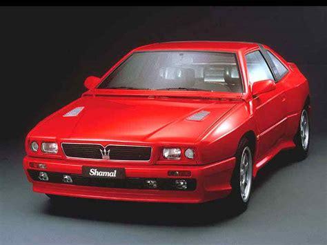 1990 maserati biturbo 1990 1996 maserati shamal review supercars net
