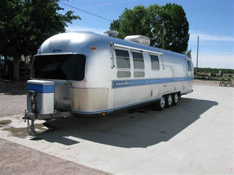 used airstream trailers 1985 used airstream excella travel trailer in new mexico nm