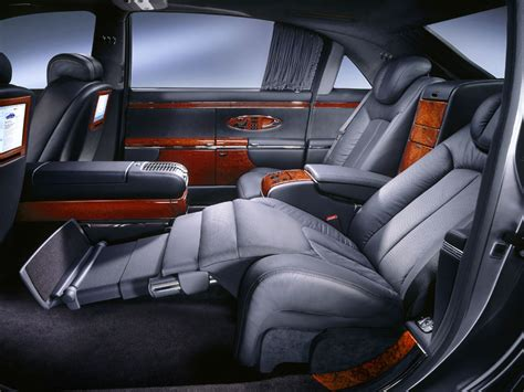 Maybach Exelero Interior by Maybach Exelero Driver Side Rear Interior Top 50 Whips