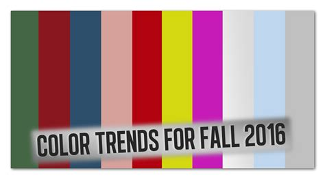 fall color trends color palette and schemes for rooms in the colors of fall stuff etc
