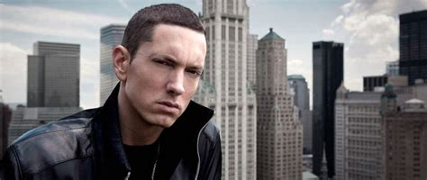 His House Is In The Though by Eminem Was Sleeping At His Home When His Song Lose