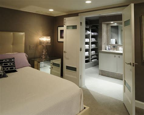 Walk In Closet And Bathroom Combination by Closet Retrofit Home Design Ideas Pictures Remodel And Decor