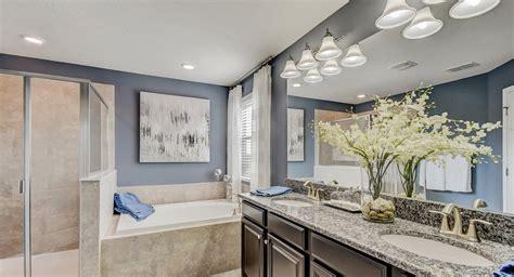 amazing Grey And Brown Bathroom #5: lennar-blue-bathroom.jpg