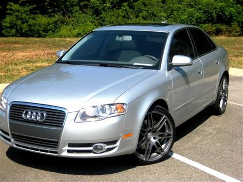 2006 Audi A4 nicholasjoy 2006 audi a4 specs photos modification info