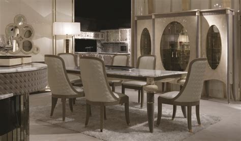 Dining Furniture From Italy Home Decoration Club   luxury dining table sets luxury four chairs round table