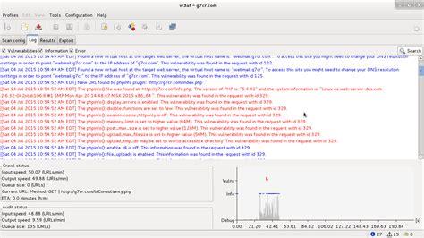 w3af tutorial kali linux mencari kelemahan website menggunakan w3af di kali linux