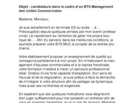 Lettre De Motivation De Bts Notariat Lettre De Motivation Bts Notariat Par Lettreutile
