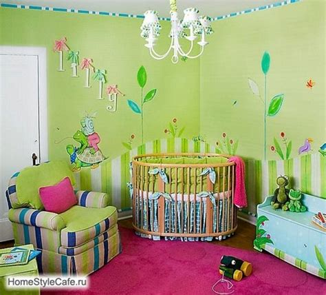 Nursery Room Decoration Always Creating Baby Nursery Ideas