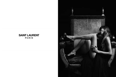 Fab Ad Yves Laurent Springsummer 08 by Laurent Summer 2013 Caign Featuring Beck