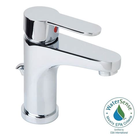 Symmons Plumbing by Symmons Symmetrix Single 1 Handle Bathroom Faucet In