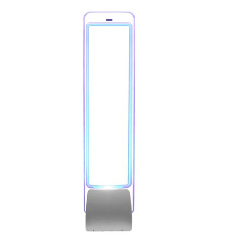 Sensormatic Pedestals Essentials 3 6m Acrylic Self Contained Pedestal Tyco