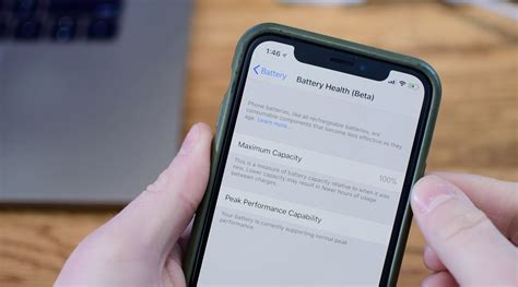 how to assess your iphone battery health and manage cpu throttling