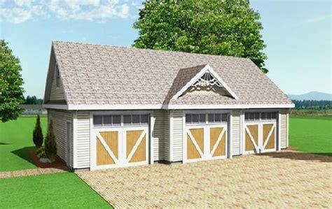 Garage Loft Plans 3 Car by 3 Car Garage Plans From Design Connection Llc House