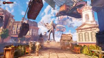 Bioshock Infinate Could You Actually Build Bioshock Infinite S Floating City