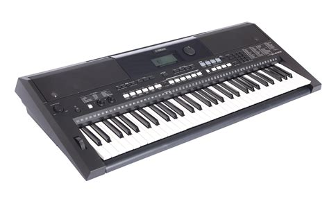 Keyboard Yamaha Type E 433 New yamaha psr e433 test bonedo