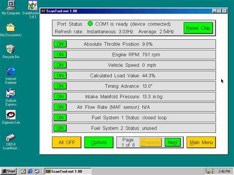 toyota scan tool software obd diagnostics