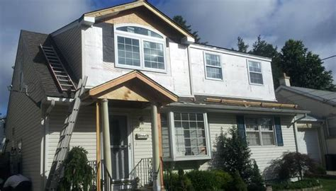 Cost To Add A Dormer To A Cape Dormer Addition Jersey Pro Builders Addition
