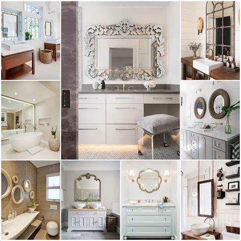 38 bathroom mirror ideas to reflect your style freshome 38 wonderful bathroom mirror designs