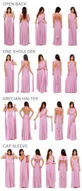 Ways To Tie An Infinity Dress 25 Best Ideas About Infinity Dress On