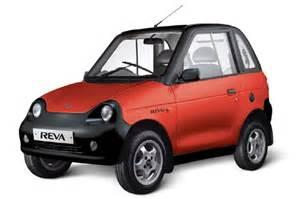 Reva Electric Car Company Samenwerking Tussen Gm India En Reva Electric Car Company